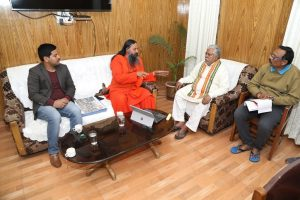 Agriculture Minister Bihar Conversation about Sahiwal